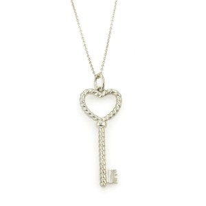 Tiffany & Co. Peretti Sterling Silver Pendant