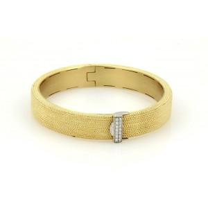 Roberto Coin 18k 18K Yellow Gold Diamond Bracelet