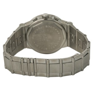 Bvlgari Diagono CH 35 S 36mm Mens Watch