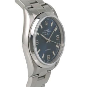 Rolex Air-King 14000 34mm Mens Watch