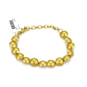 Gurhan LENTILS 24K Yellow Gold Bracelet