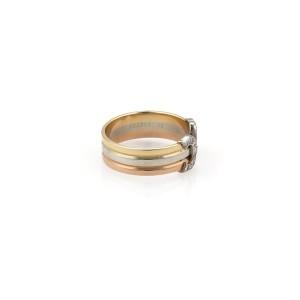Cartier Diamond Diamond Ring Size 7.25