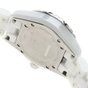 Chanel J12 H1628 33mm Womens Watch