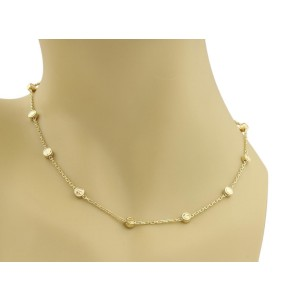 Cartier 192669113179-E 18K Yellow Gold Necklace