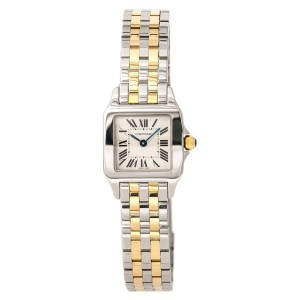 Cartier Demoiselle W25066Z6 20mm Womens Watch