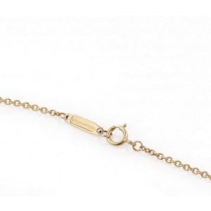 Tiffany & Co. 18K Rose Gold Diamond Bracelet