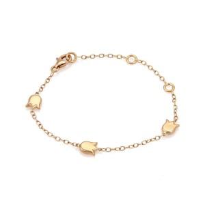 Cartier 18K Rose Gold Bracelet