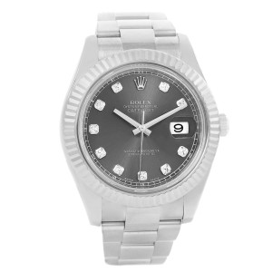 Rolex Datejust II 116334 41mm Mens Watch
