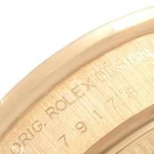 Rolex Datejust 79178 26mm Womens Watch