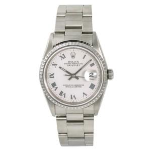 Rolex Datejust 16220 38mm Mens Watch