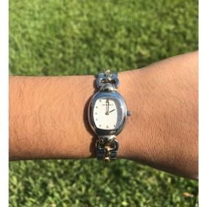 Audemars Piguet Two Tone Audemarine Quartz Ladies Watch