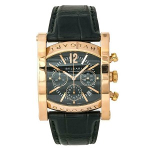 Bvlgari Assioma AAP48GCH Men's Automatic Limited Edition Watch 18K RG 38mm