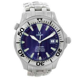 Omega Seamaster 2231.80.00 41.50mm Mens Watch