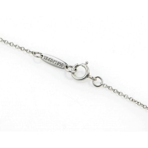 Tiffany & Co. Pink Sapphire By The Yard Platinum Chain Bracelet