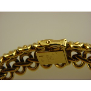Cartier Diamond 3.48Tcw  Bracelet.Cr.1920-1970 in 18K Yellow Gold Best Deal