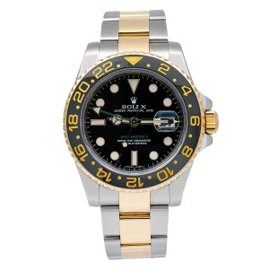 Rolex GMT MASTER II 116713 40mm Mens Watch