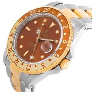 Rolex GMT Master II 16713 40mm Mens Watch