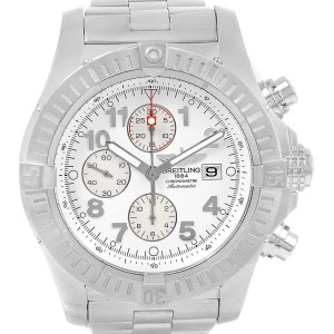 Breitling Aeromarine A13370 48.4mm Mens Watch