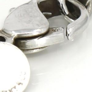 Tiffany & Co. Venetian Box Link Bracelet in Sterling Silver