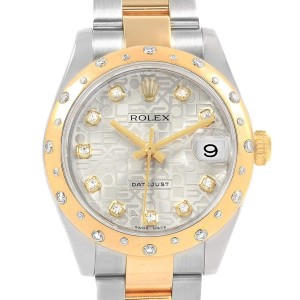 Rolex Datejust 178343 31mm Womens Watch