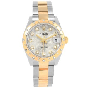 Rolex Datejust 178343 31mm Womens Watch