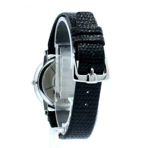 ETERNA 18k White Gold Diamond Dial Bezel Men's Watch