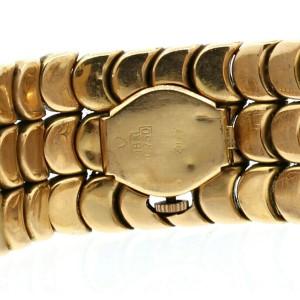 FINE ESTATE VINTAGE ALTAIR 18K ROSE GOLD WIDE LADIES WRISTWATCH 59.3 Grams