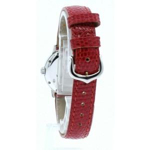Cartier Must De Cartier Diamond Silver Watch Ref: 1806