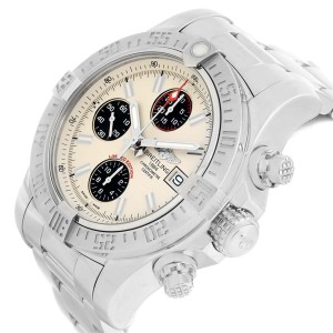 Breitling Aeromarine Super Avenger A13381 43mm Mens Watch