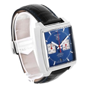 Tag Heuer Monaco CAW2111 39mm Mens Watch