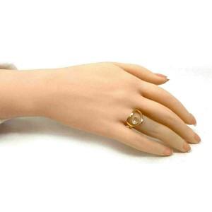 Chopard Happy Diamond 18k Rose Gold Double Heart Ring