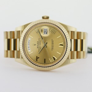 Rolex Day-Date 228238 40mm Mens Watch