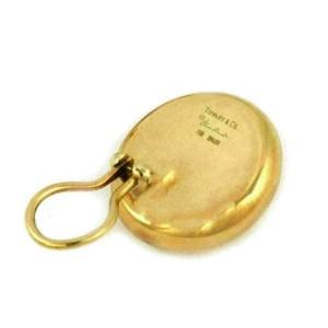 Tiffany & Co. Peretti Full Moon 18k Yellow Gold Round Clip On Earrings