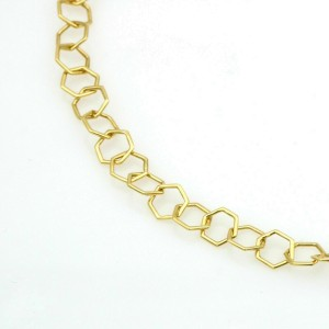 Temple St Clair Garden Of Earthy Delights Link Chain Necklace in 18k Yellow Gold