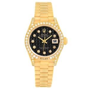 Rolex President 69158 26mm Womens Watch