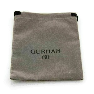 Gurhan MOON BEAM Diamonds Sterling Silver &  24k Gold Ring Rt. $1,800