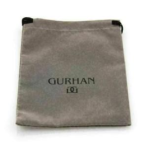 Gurhan Sterling & 24k Gold CONTOUR Large Round Discs Multi-Strand Bracelet