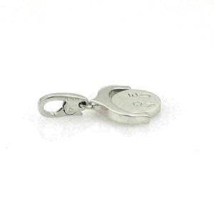 Cartier I Love You Spinner 18k White Gold Charm w/Cert.