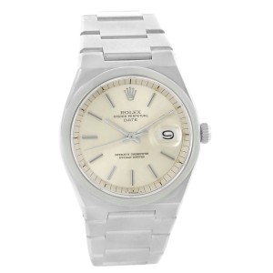 Rolex Oyster Perpetual Date 1530 Vintage 36mm Mens Watch