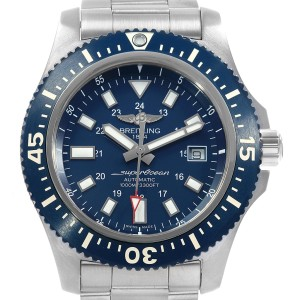 Breitling Aeromarine Superocean Y1739310 44mm Mens Watch