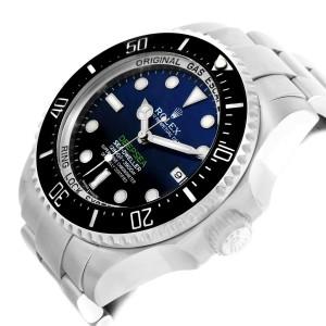 Rolex Seadweller Deepsea 116660 44mm Mens Watch