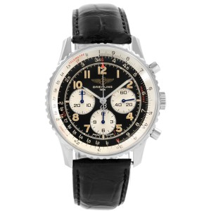 Breitling Navitimer A30022 38mm Mens Watch