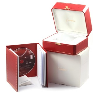 Cartier Tank Solo W5200020 23mm Womens Watch