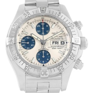 Breitling Aeromarine Superocean A13340 42mm Mens Watch