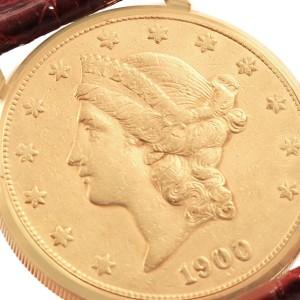 Corum Coin WATCH 36mm Mens Watch