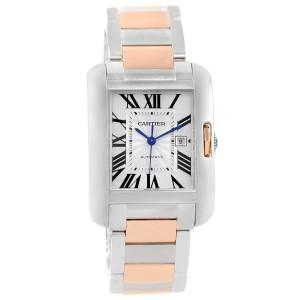 Cartier Tank Anglaise W5310007 39.2mm Unisex Watch