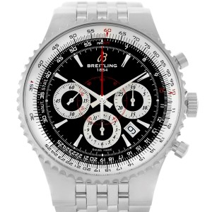 Breitling Montbrillant A23351 47mm Mens Watch