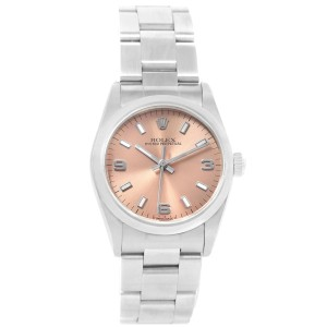 Rolex Oyster Perpetual 67480 31mm Womens Watch