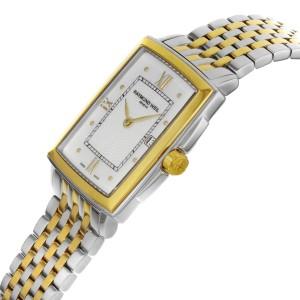 Raymond Weil Tradition MOP Ion Plated Steel Quartz Ladies Watch 5956-STP-00915