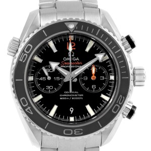 Omega Seamaster Planet Ocean 600M 232.30.46.51.01.003 45.5mm Mens Watch
